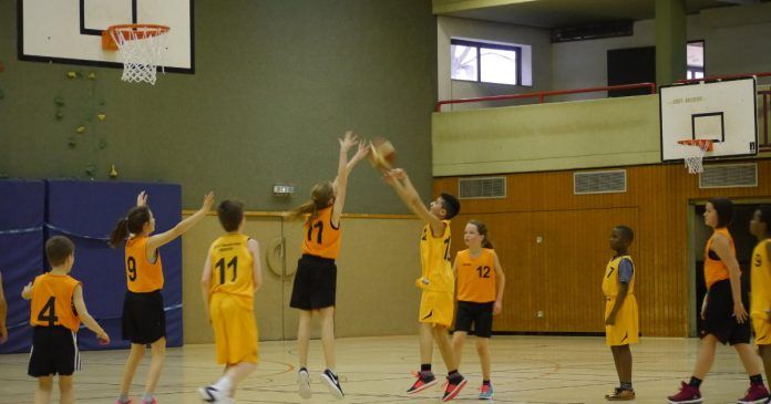 Basketball U12 DJK VFL Willich