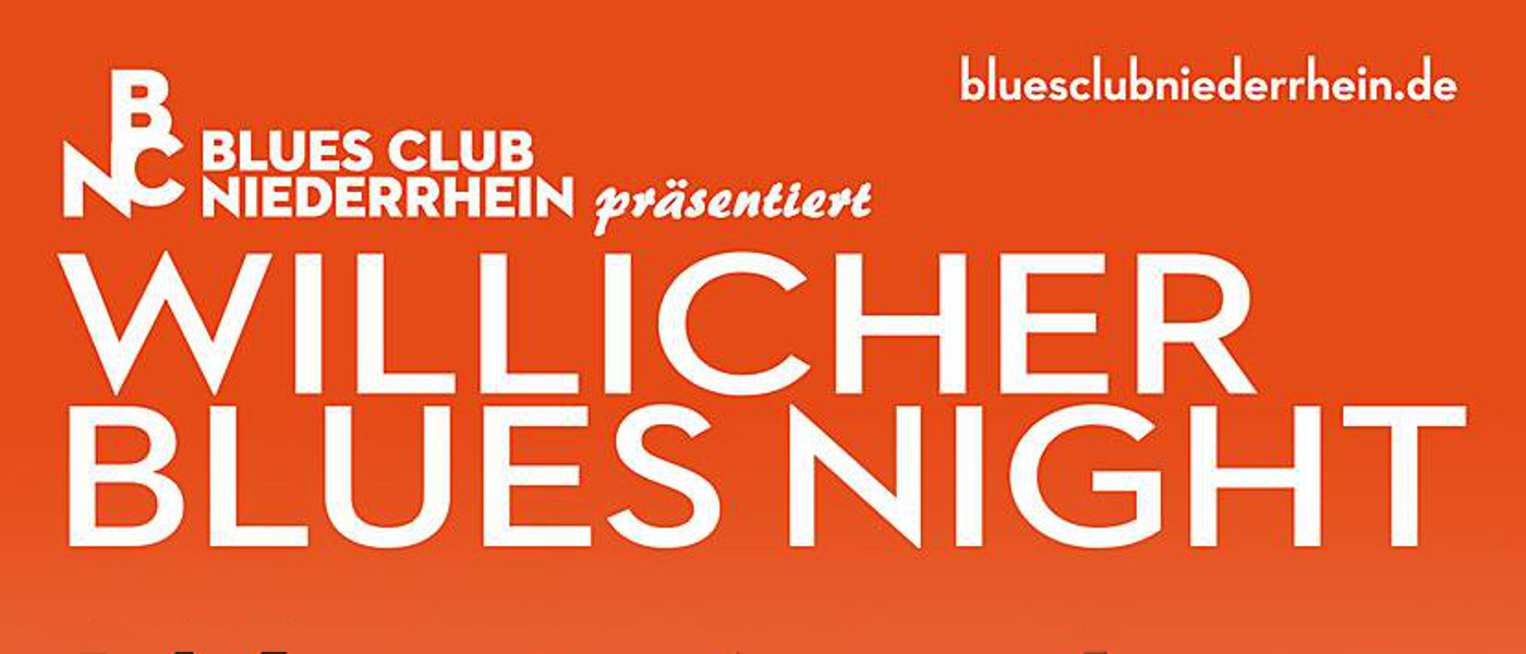 4. Willicher Blues Night 2016