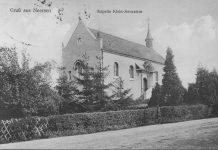 Kapelle 1910 / Foto: Stadtarchiv Stadt Willich