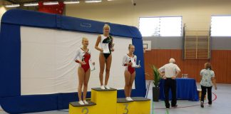 Trampolin Meisterschaft DJK VFL Willich