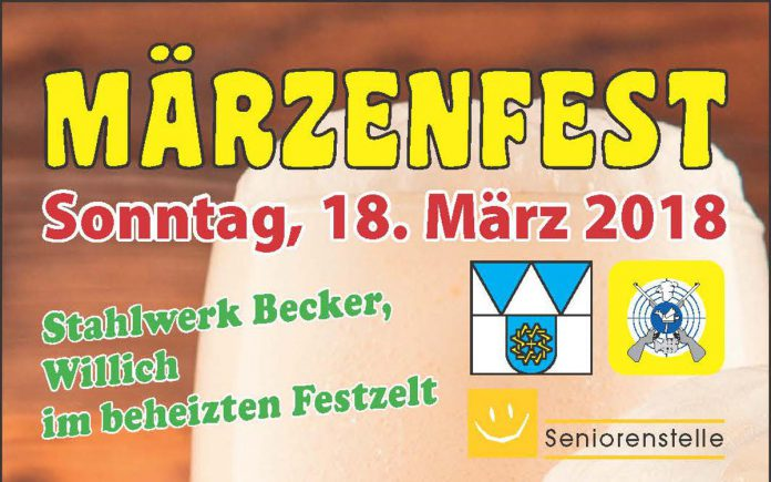 Seniorennachmittag Märzenfest