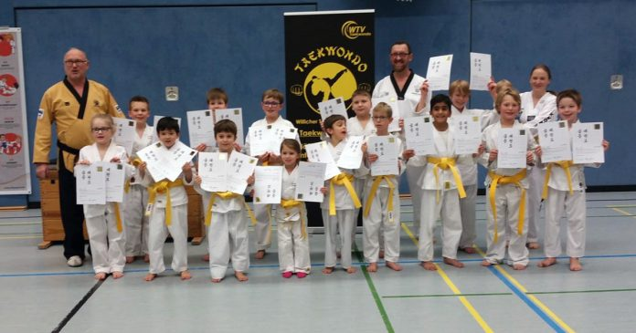 Taekwondo Willicher Turnverein