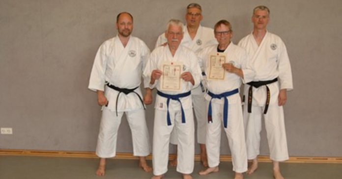 Karate-40plus-Willicher-Turnverein